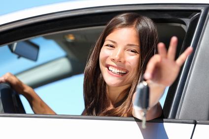 Körkort i tre enkla steg