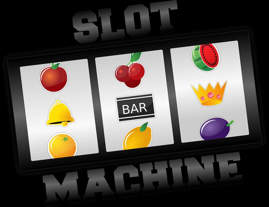 Slots maskin